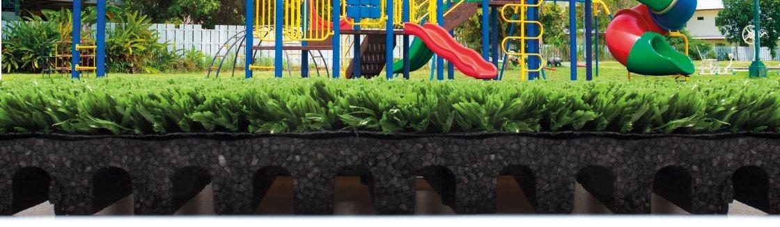 Kunstgras speeltuin, kunstgras schoolplein, kunstgras speeltoestel
